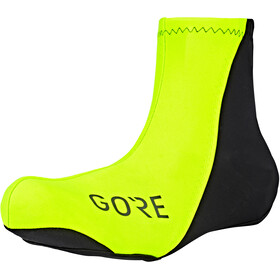 GORE WEAR C3 Partial Surchaussures coupe-vent, neon yellow/black